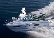 Beneteau's New Website