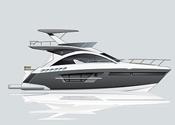 Cruisers Yacht Grey 52