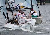 Clagett Oakcliff Match Race