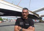 Volvo Ocean Skipper Yann Guichard