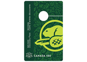 Parks Canada Badge