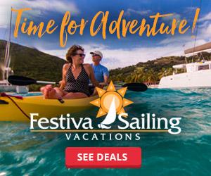 Festival Sailing Vacations