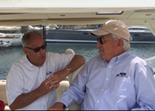 John Armstrong and Bob Johnstone