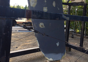 Damaged Keel