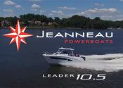 Jeanneau Leader 10