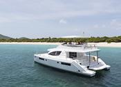 Moorings in the Bahamas