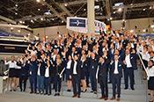 Bavaria Team at BOOT 2018