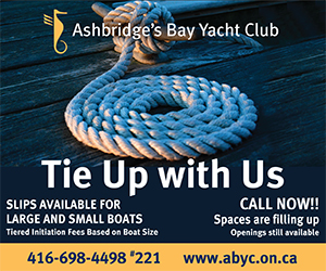 Ashbridges Bay YC