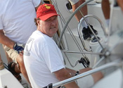 Brian Chapman At Helm