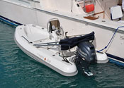 Dinghies and Davits