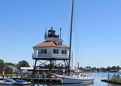 Restored Lighthouse