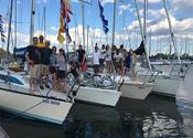 Lakeshore Raft Party