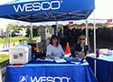 Eaton at Wesco Show