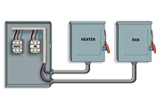 fixed electric heating systems