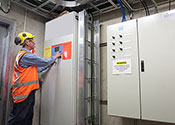 Hazardous electrical area installations
