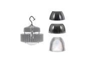 luminaire DEL pour hauts plafonds en forme de cloche