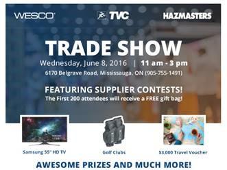 Wesco Trade Show