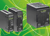 Wieland Compact DIN Rail Power Supply Modules