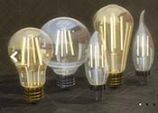 LED Filament Decorative Lamps