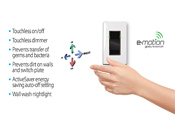 Motion Gesture Control Switch
