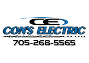 Con's Electric Company Limited