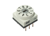 C&K Rotary Dip Switches