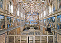 Sistine Chapel LED Lighting