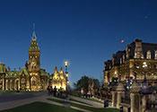 Ottawa's Parliamentary Precinct
