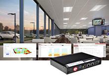 Le système d'éclairage connecté LumaWatt Pro d'Enlighted