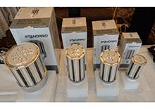 Les lampes DEL à haute intensité de Standard
