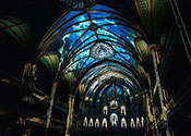 An Awe-Inspiring Lighting Experience in a Celebrated Historical Cathedral