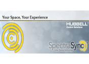 Hubbell Lighting's SpectraSync Color Tuning Technology