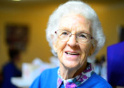 Lighting Intervention Improves Sleep and Mood for Alzheimer's Patients