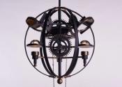 Luminaire Series Inspired by Da Vinci