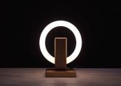 Karice's Latest Luminaire — Olah Table Lamp
