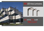 Les luminaires RSX LED de Lithonia Lighting