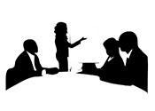 conférence l'art de prendre la parole en public et la direction d'influence