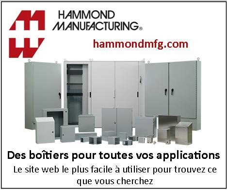 Hammond Mfg