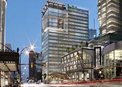Les bâtiments LEED du Canada