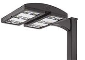 Le luminaire extérieur DEL HLA de Lithonia Lighting