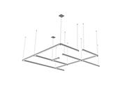 La structure modulaire Nova pour un éclairage vers le bas d'Edge Lighting