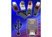 boîtiers miniatures optimisés pour l'interconnexion USB