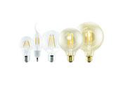 Les lampes à filament DEL de Standard