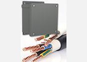 La boîte de jonction polyvalente et rentable de type 3R de Hammond Manufacturing
