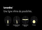 Lumenpulse lance des nouvelles optiques pour Lumenline
