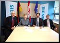 Partenariat entre Siemens et le BCIT