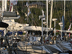 Nelsson's Boatyard in Antigua