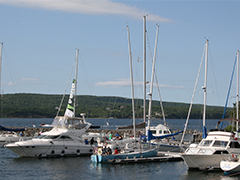 St. Peter's Yacht Club