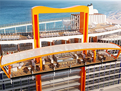 The Edge by Celebrity Cruises