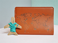 Chasing Threads Passport cover